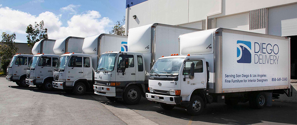 Diego Delivery Trucks