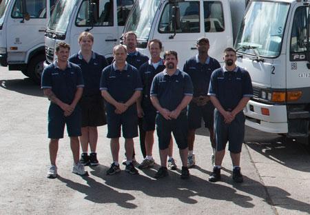 The Deigo Delivery Crew
